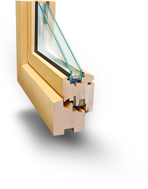 wood win img - Tilt and Turn Windows