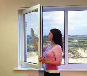 easy cleaning windows 300x265 - Tilt and Turn Windows Popularity
