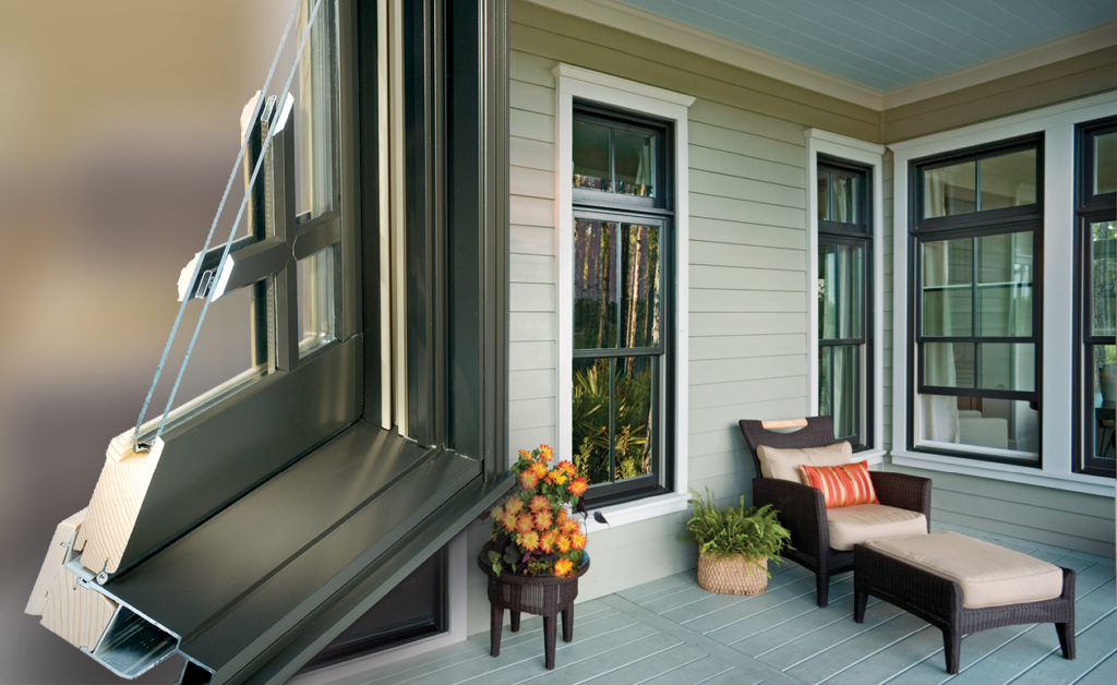 windows jeld wen aluminum clad wood windows decor what is the difference between hybrid and aluminum 1024x628 - What Are Clad Windows?