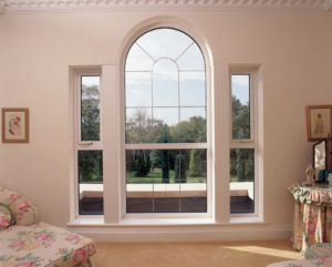 arched fixed windows in the house 300x241 - picture windows