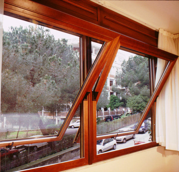 pivot - Learn How Wood Windows from Seemray Advantage Your Home