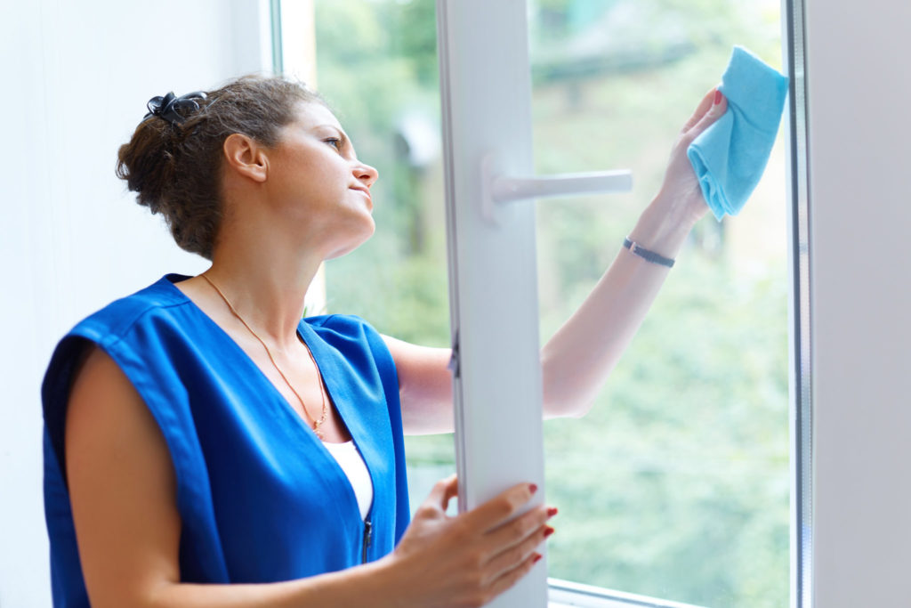 AdobeStock 89295776 1024x683 - Window Maintenance: How to Clean Your European Windows