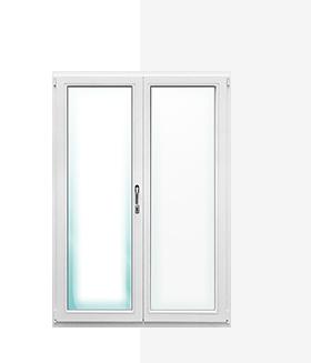 open wndows one - Tilt-and-Turn Doors
