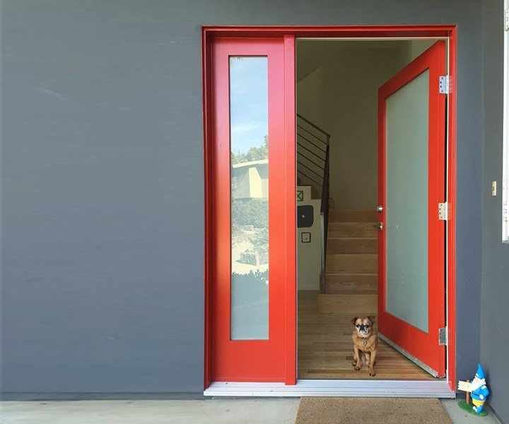 vinil doors - Entry Doors