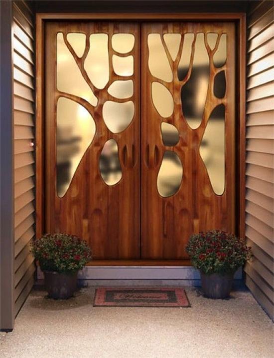 2018 06 14 2 - Wood Entry Doors