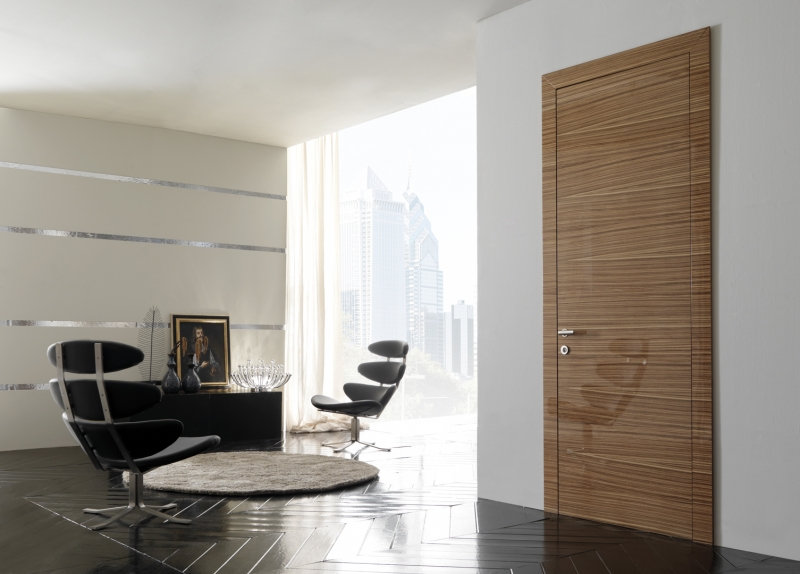 900 zebrano copertina - Elevate Your Home's Appearance with Italian Doors