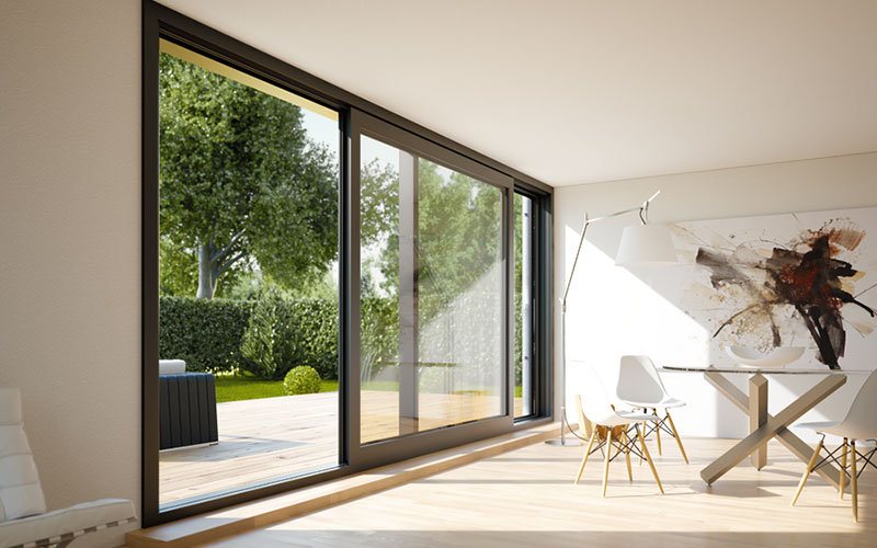 Lift and Slide - How Tilt and Slide Doors Benefit Your Home