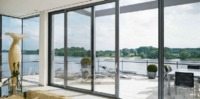 Schuco Lift Slide Balcony doors 200x99 - Home new