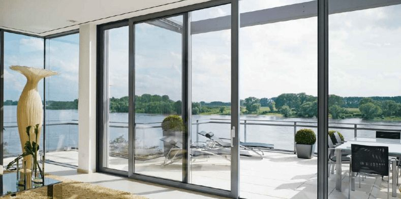 Schuco Lift Slide Balcony doors - What Are Lift and Slide Doors? And What Benefits Do You Gain with Them?