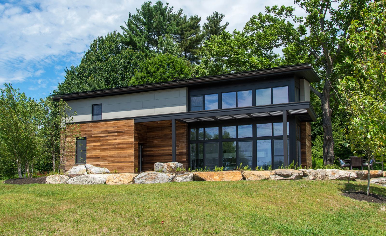 Viridescent House - Passive House Growth: A Look at Its Origins and Evolution