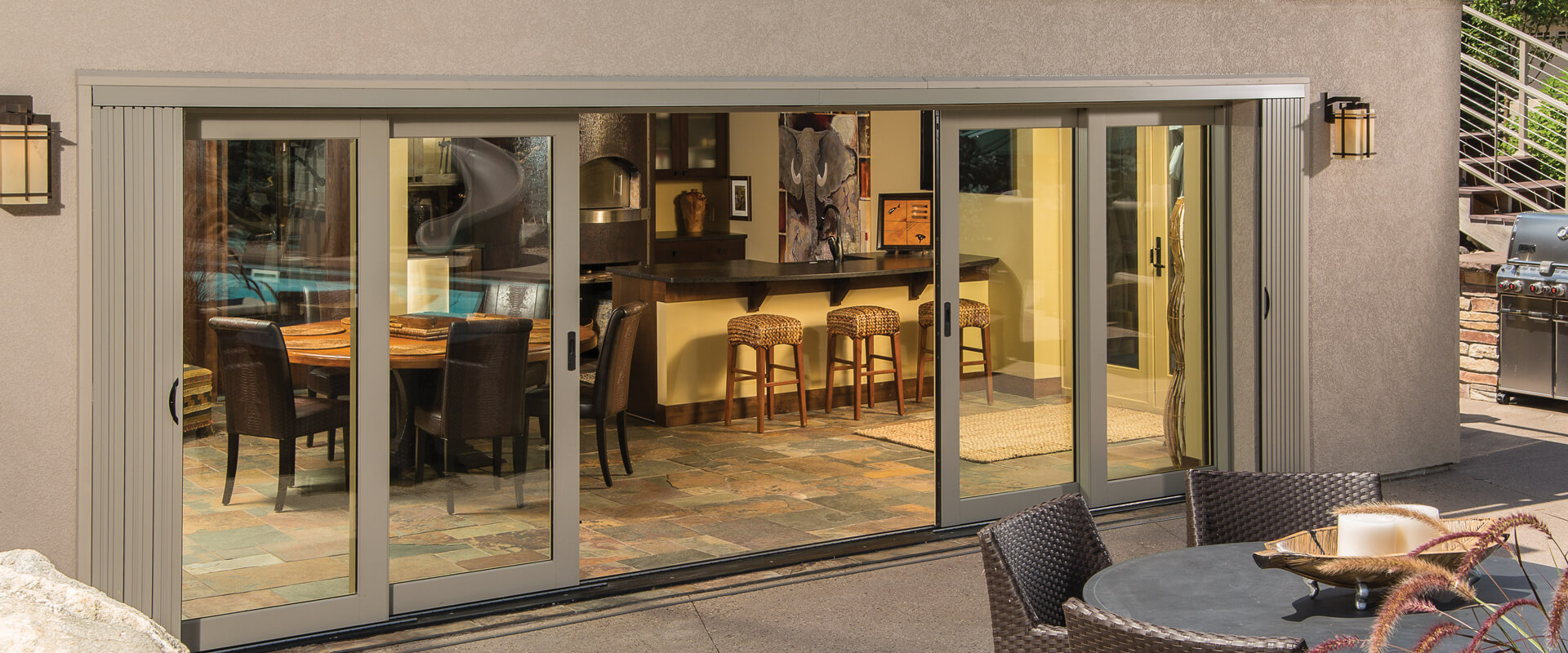 hero UltraTS U510 tiny - What Are Lift and Slide Doors? And What Advantages Do You Gain with Them?