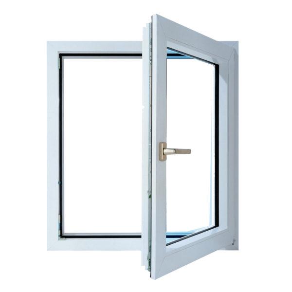 window white 600x600 - Seemray Global70 Tilt and Turn European uPVC Window