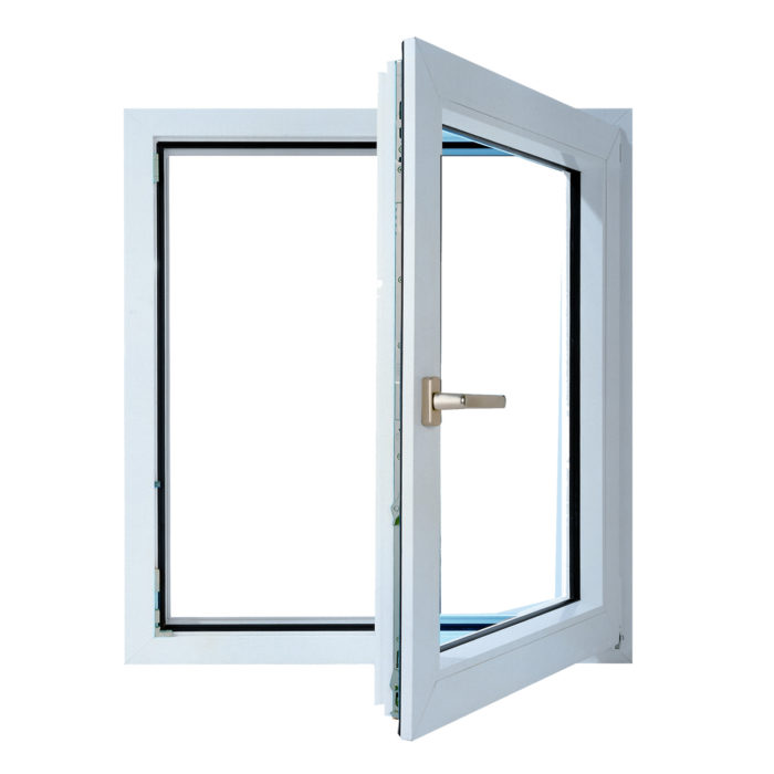 window white 700x700 - Seemray Global70 Tilt and Turn European uPVC Window