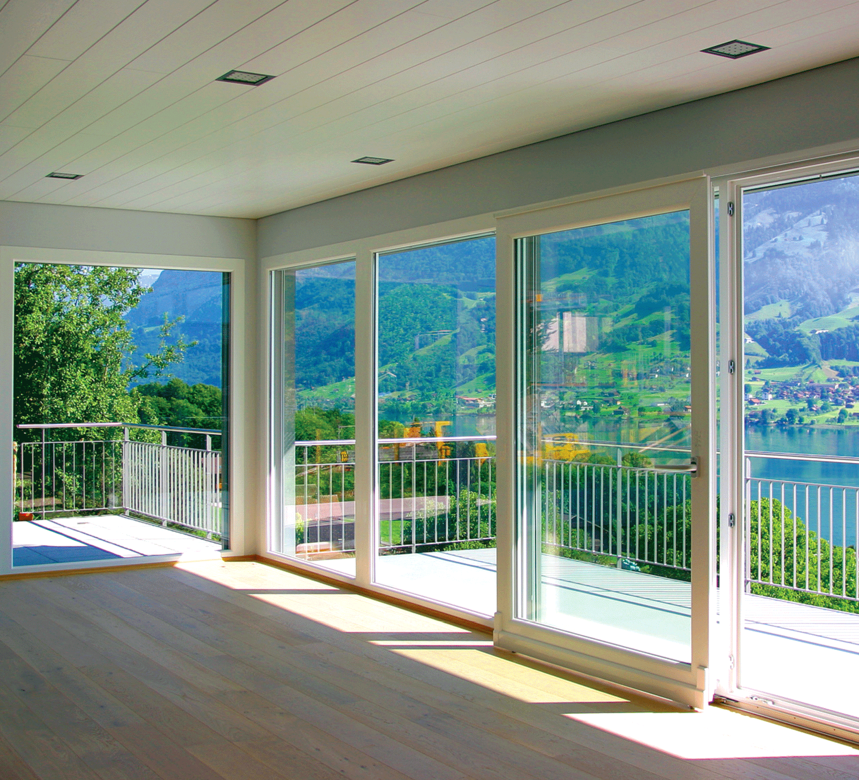 Tilt and Slide - Learn How Multi-Functional Doors from Seemray Improve Your Home