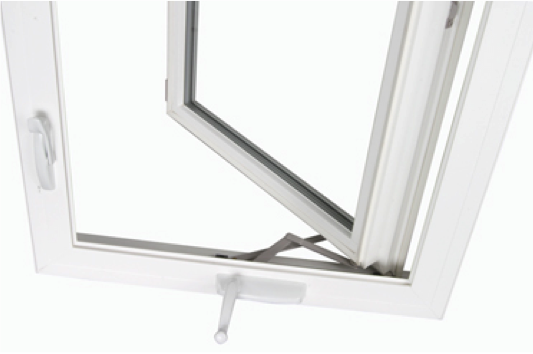 casement window - Tilt-and-Turn Windows