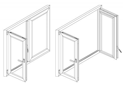 df6rfdc6r - Great Benefits of Using French Windows